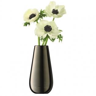 Tumehall läikega lillevaas.jpg