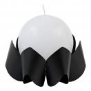 PALEA CANDLE HOLDER - BLACK