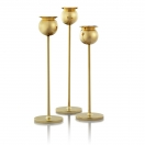 THE TULIP CANDLESTICK, SET OF 3