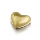 HEART SMALL - BRASS
