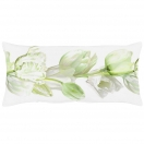 CUSHION 'GREEN TULIP' 24x48 CM