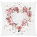 CUSHION COVER 'ROSES' 46x46 CM