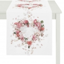 TABLE RUNNER 'ROSES' 40x135 CM