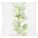 CUSHION COVER 'GREEN TULIP' 46x46 CM