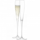GRAND CHAMPAGNE FLUTE SET OF 2