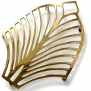 LAND'S END TRIVET - BRASS