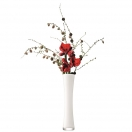 LONG STEM VASE, H 48 CM